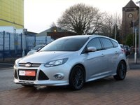 USED 2013 13 FORD FOCUS 1.0 ZETEC S S/S 5d  FULL HISTORY ~ DAB ~ FORD SYNC ~ BLUETOOTH ~ AIR CON ~ VOICE CONTROL ~ PRIVACY GLASS