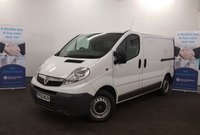 USED 2013 63 VAUXHALL VIVARO 2.0 2700 CDTI 115 BHP Full Service History - 37004 miles SWB *Over The Phone Low Rate Finance Available*   *UK Delivery Can Also Be Arranged*           ___________       Call us on 01709 866668 or Send us a Text on 07462 824433
