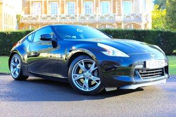 2010 NISSAN 370Z 3.7 V6 GT 3d 328 BHP £14470.00