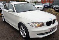 USED 2007 07 BMW 1 SERIES 1.6 116I ES 5d 114 BHP 8 SERVICE STAMPS, 2 KEYS JUST BEEN SERVICED PREVIOUSLY SUPPLIED BY US