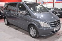 2014 MERCEDES-BENZ VITO TRAVELINER  2.1 V116 CDI BlueEFFICINCY TRAVELINER AUTO LONG BUS  M1 8 SEATS £19985.00