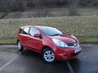 USED 2009 09 NISSAN NOTE 1.5 ACENTA DCI 5d 86 BHP FULL SERVICE HISTORY, SAT NAV, CAMBELT CHAGED