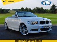 2012 BMW 1 SERIES 2.0 120D M SPORT 2d 175 BHP £11999.00