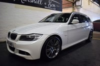 USED 2011 61 BMW 3 SERIES 2.0 318D SPORT PLUS EDITION TOURING 5d 141 BHP