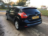 USED 2012 61 FORD FOCUS 1.6 EDGE 5d 104 BHP PLEASE CALL TO VIEW