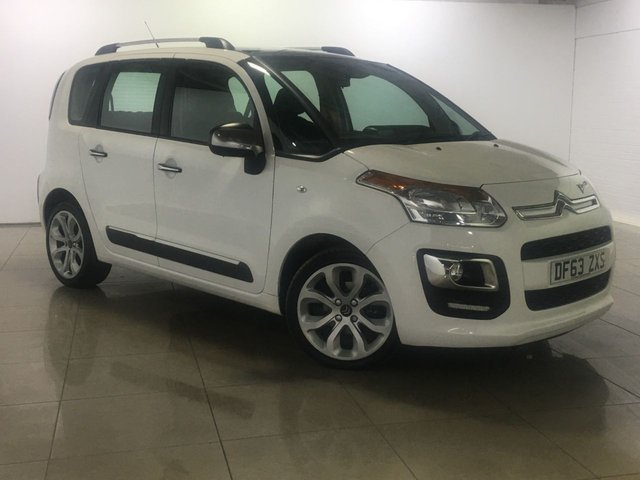 View our 2014 63 CITROEN C3 PICASSO 1.4 PICASSO SELECTION 5d 94 BHP