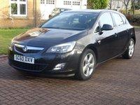 2011 VAUXHALL ASTRA 1.6 SRI 5d 113 BHP £3995.00