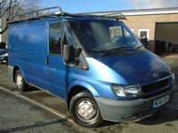 USED 2006 06 FORD TRANSIT 2.0 260S 1d 85 BHP NO VAT+MOT UNTIL JAN 2019
