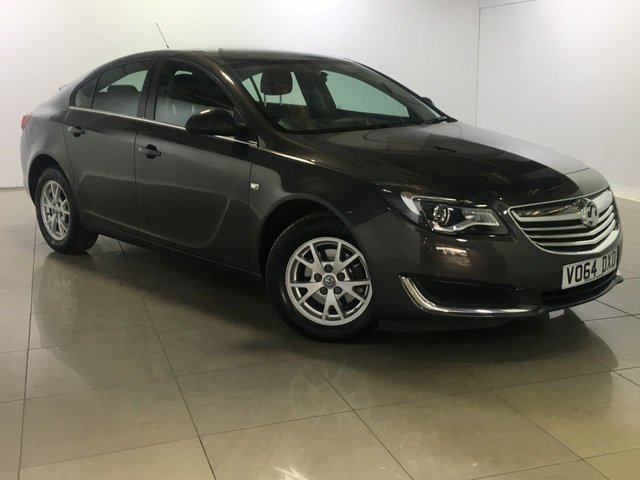 View our 2015 64 VAUXHALL INSIGNIA 2.0 DESIGN CDTI 5d AUTO 128 BHP