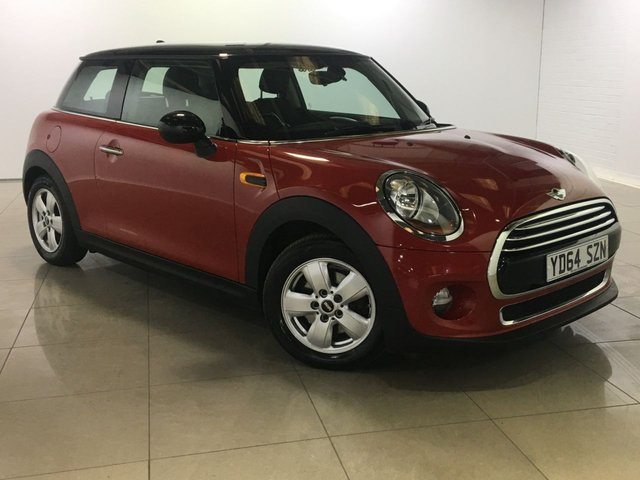 View our 2014 64 MINI HATCH COOPER 1.5 COOPER D 3d 114 BHP