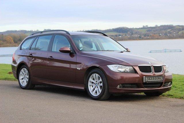 2006 06 BMW 3 SERIES 2.0 320D SE TOURING 5d AUTO 161 BHP