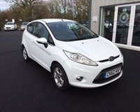 USED 2012 62 FORD FIESTA 1.25 ZETEC 3d THIS VEHICLE IS AT SITE 2 - TO VIEW CALL US ON 01903 323333