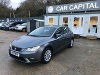 2013 SEAT LEON 1.2 TSI SE DSG 5d AUTO 105 BHP £6291.00