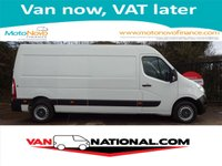 2015 RENAULT MASTER 2.3 LM35 BUSINESS DCI S/R 125 BHP (ONE OWNER LWB) £8990.00