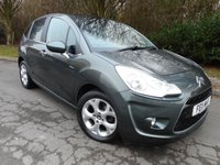 USED 2011 11 CITROEN C3 1.6 HDI EXCLUSIVE 5d 90 BHP *£20 road Tax* Cruise and Climate Control*