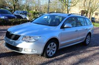 USED 2012 12 SKODA SUPERB 2.0 S TDI CR DSG 5d AUTO 138 BHP