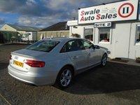 USED 2012 62 AUDI A4 2.0 TDI SE 4d AUTO 141 BHP £57 PER WEEK, NO DEPOSIT - SEE FINANCE LINK BELOW