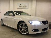 2010 BMW 3 SERIES 3.0 330D M SPORT 2d 242 BHP £10695.00