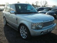 2004 LAND ROVER RANGE ROVER 2.9 TD6 VOGUE 5d AUTO 175 BHP £SOLD