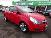 USED 2007 56 VAUXHALL CORSA 1.7 CDTI SXI 16V 3d 125 BHP 12 MONTHS MOT...3 MONTHS WARRANTY..JUST ARRIVED