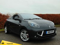 USED 2011 11 RENAULT WIND ROADSTER 1.1 DYNAMIQUE TCE 2d CONVERTIBLE STYLISH SPORTY 2 SEATER CONVERTIBLE***