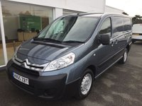 2015 CITROEN DISPATCH 1200 ENTERPRISE H1 L2 2.0  HDI 125 6-Speed LWB £9995.00