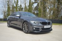 2014 BMW 4 SERIES 2.0 420D M SPORT GRAN COUPE 4d AUTO 181 BHP M-PERFORMANCE KITTED £18650.00