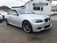 2008 BMW 3 SERIES 3.0 335I M SPORT 2d 302 BHP £SOLD