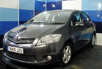 2010 TOYOTA AURIS 1.3 TR VVT-I 5d 101 BHP £3995.00