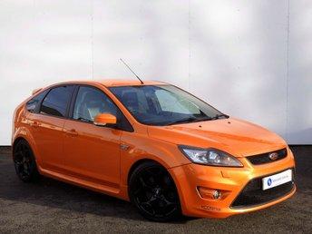 2008 FORD FOCUS 2.5 ST-3 5d 223 BHP £7995.00