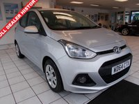 USED 2015 64 HYUNDAI I10 1.2 SE 5d AUTO 86 BHP ONLY ONE PREVIOUS OWNER