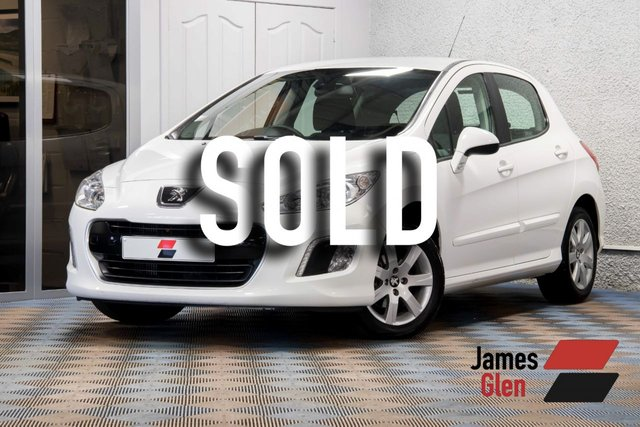 USED 2012 61 PEUGEOT 308 1.6 HDI ACTIVE 5d 92 BHP Two Owners   Full Service History   Fantastic Fuel Economy