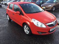 USED 2010 10 VAUXHALL CORSA 1.2 ENERGY CDTI ECOFLEX 5d 73 BHP PRICE INCLUDES A 6 MONTH AA WARRANTY DEALER CARE EXTENDED GUARANTEE, 1 YEARS MOT AND A OIL & FILTERS SERVICE. 6 MONTHS FREE BREAKDOWN COVER