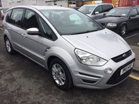 USED 2011 11 FORD S-MAX 2.0 ZETEC TDCI 5d 138 BHP PRICE INCLUDES A 6 MONTH AA WARRANTY DEALER CARE EXTENDED GUARANTEE, 1 YEARS MOT AND A OIL & FILTERS SERVICE. THIS CARS COMES WITH 6 MONTH BREAKDOWN COVER