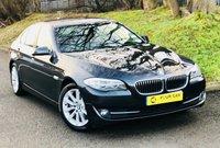 2010 BMW 5 SERIES 2.0 520D SE 4d AUTO 181 BHP £8000.00