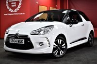 USED 2014 64 CITROEN DS3 1.6 E-HDI DSTYLE 3d 90 BHP