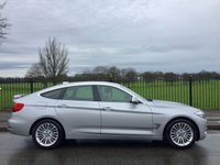 USED 2014 14 BMW 3 SERIES 2.0 320D LUXURY GRAN TURISMO 5d AUTO 181 BHP