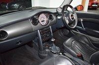USED 2006 06 MINI HATCH COOPER 1.6 COOPER PARK LANE 3d 114 BHP