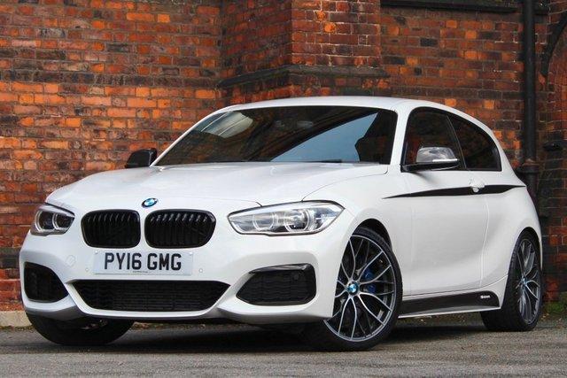 2016 16 BMW 1 SERIES 3.0 M135i Sports Hatch Sport Auto (s/s) 3dr