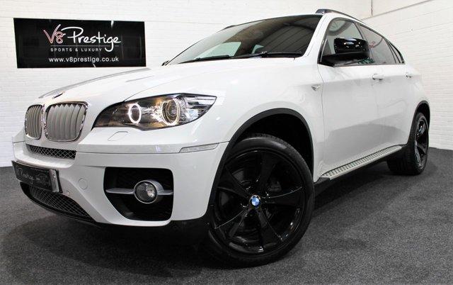 2011 60 BMW X6 3.0 XDRIVE40D 4d AUTO 302 BHP