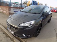 2016 VAUXHALL CORSA 1.4 LIMITED EDITION 3d 89 BHP £7995.00