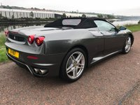 USED 2007 57 FERRARI F430 4.3 SPIDER 2d 479 BHP **VERY RARE 60TH ANNIVERSARY MODEL**