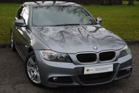 2009 BMW 3 SERIES 2.0 318D M SPORT 4d AUTO 141 BHP £6995.00
