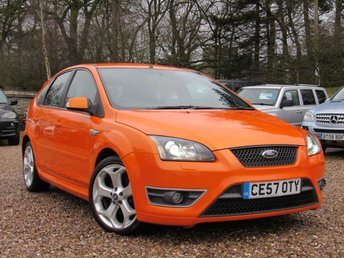 2007 FORD FOCUS 2.5 ST-2 5d 225 BHP £SOLD