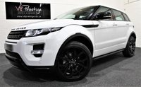 USED 2012 61 LAND ROVER RANGE ROVER EVOQUE 2.2 SD4 DYNAMIC LUX 5d AUTO 190 BHP **TV-PAN ROOF-BLACK PACK-LUX PACK**