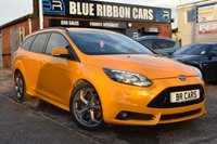 USED 2013 13 FORD FOCUS 2.0 ST-3 5d 247 BHP STUNNING EXAMPLE