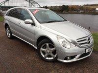 2008 MERCEDES-BENZ R CLASS 3.0 R320 CDI SPORT 5d AUTO 222 BHP £7990.00