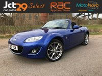 2010 MAZDA MX-5 1.8 20TH ANNIVERSARY 2d 125 BHP £7990.00