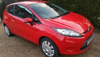 2009 FORD FIESTA 1.2 STYLE 3d 81 BHP £3395.00