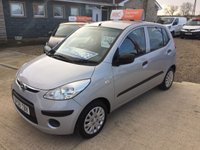 USED 2009 59 HYUNDAI I10 CLASSIC 1.2 5 DOOR **1 LADY OWNER**ONLY 38K MILES**FSH**